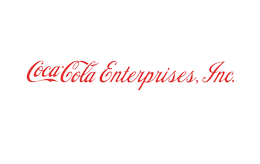 coca-cola-enterprises client logo