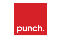 punch client logo