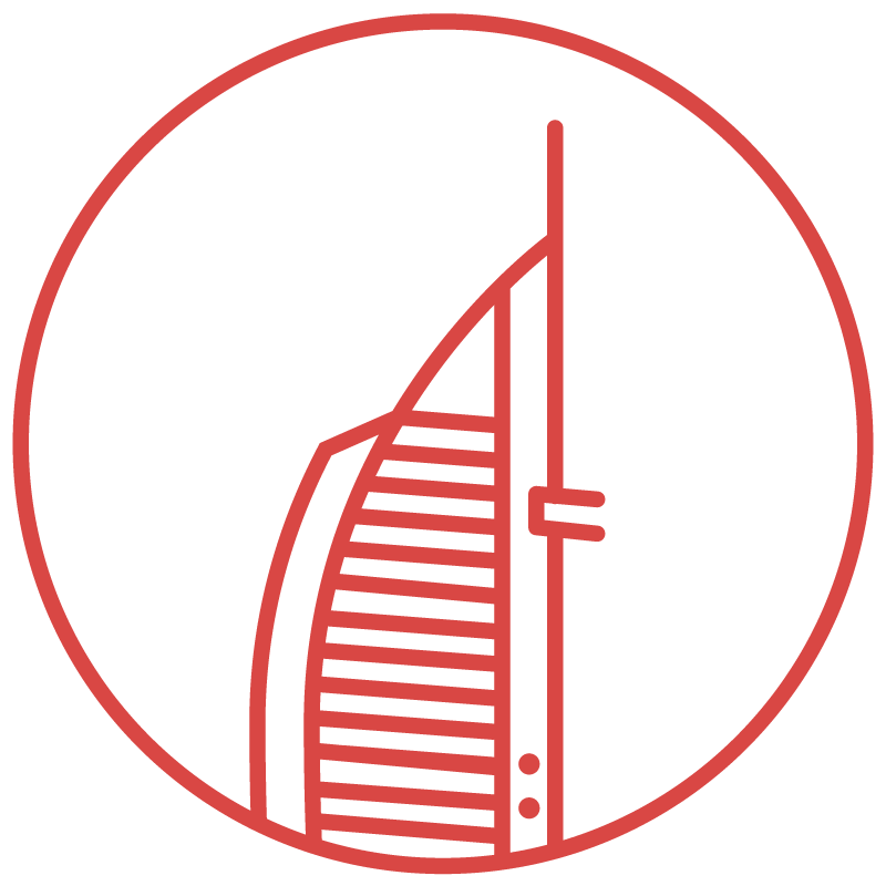 Dubai icon