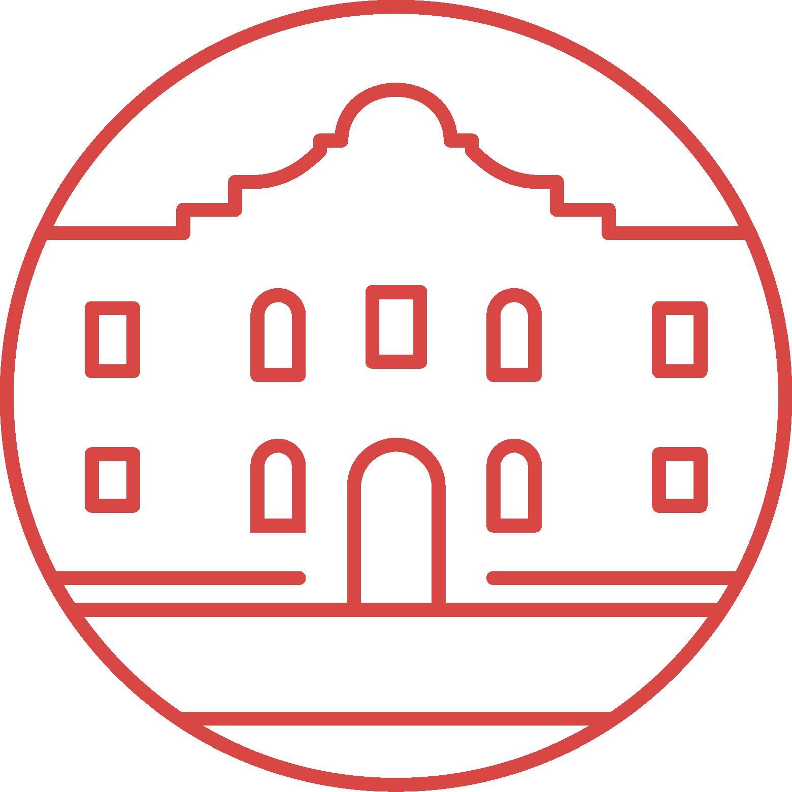 San Antonio icon