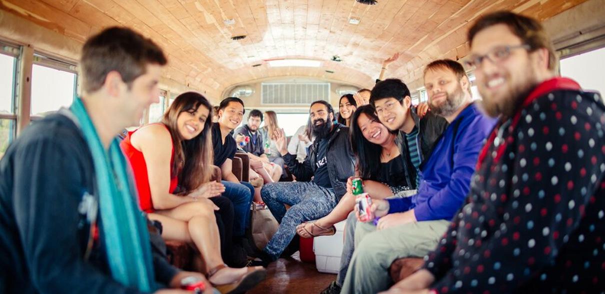 Team TINT goes to BottleRock