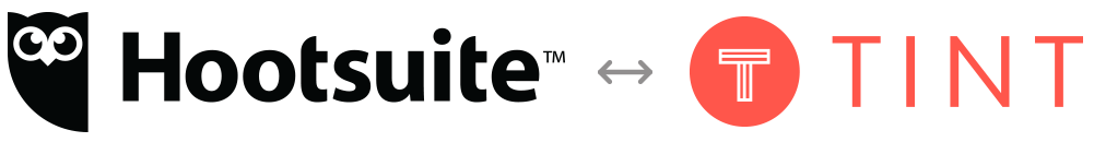 Hootsuite and TINT integration