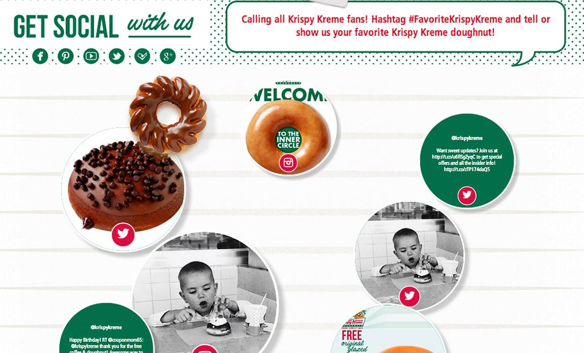 Social Media Case Study | Krispy Kreme | TINT